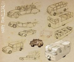 Happiness - car concepts by Homelet