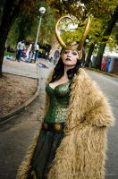 Lady Loki 02 by HeiligerShadowfax