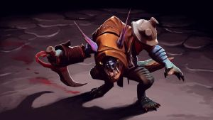 Slark - Harboured Assassin by HawtKoffee