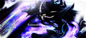 Kassadin Sign by DEV-RB