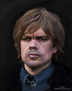 Tyrion Lannister by Aleximv