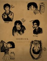 SHERLOCK by Tennessee11741