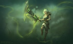 League of Legends' Champion: Riven by DM7