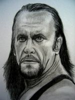 WWE Undertaker 1 by VinceArt