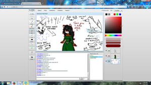 iScribble Thing by ChaosBoundJenna
