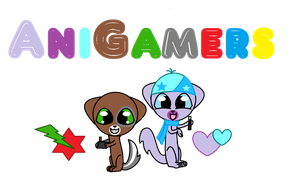 Anigamers by PiperMagician