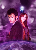 Doctor Who: Series 4 by Esterath13
