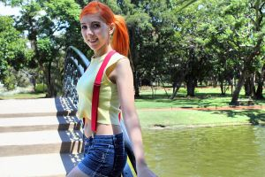Misty VII - Pokemon Cosplay by FlorBcosplay