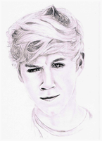 Niall Horan by lilixi