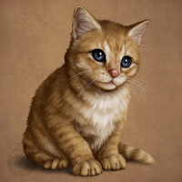 Kitten Commission by Simkaye