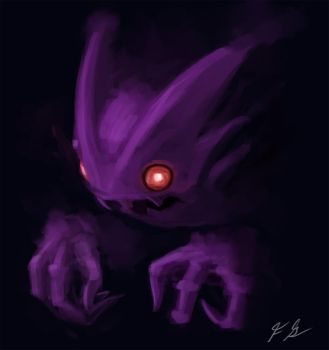 Haunter by Graveyardshift-V2