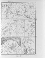 Dallas page 3 (Penciled) by RoyPrince