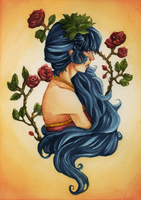 Harmony of Roses by sekot