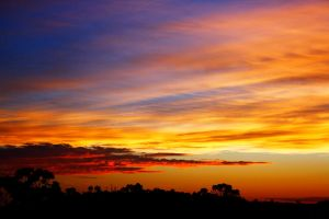 Goonawarra Sunset 03 by Braunaudio