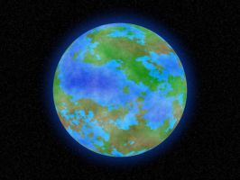Nice Planet by Noguy