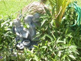 angle babies in the bush by gaarafangirl77