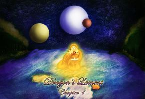 Dragon's Lament Chapter 1 Cover by StrengthHonorLove