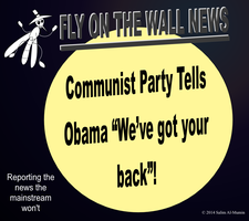 Communist Party Supports Obama! by IAmTheUnison