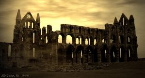 Whitby Abbey by Gothic-Mystery
