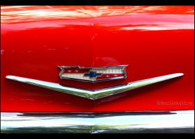 Red Chevy2 by boborazzi