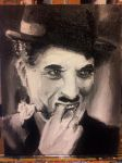 Chaplin City Lights Portrait by adrians-angel