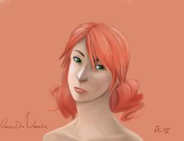 Vanille Bust by that-duck-witha-hat