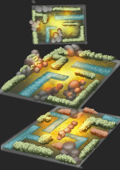 Maze_Game_Concepts 02 by Siua87