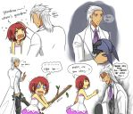 KH : more 'what if' lol by Pinkalala