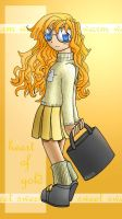 Heart of Gold by Nilessa