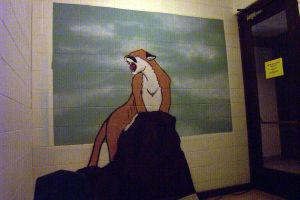 Mural - Keith Cougars 2003 by renzoku