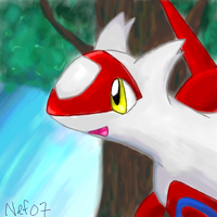 Latias by nefhithiel