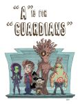 A Is For Guardians by OtisFrampton