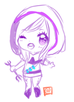 spelltheif lux doodle by AsianPanties