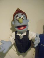 Rod from Avenue Q by firekarink