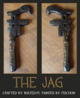 THE JAG by Feicoon