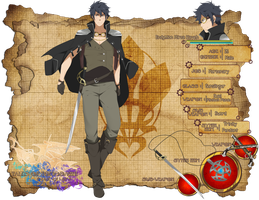 Tales Of Tomodachi-Endymion Mirza Kaveh by SimplyLiah