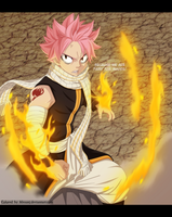 FT 432: Because we are Fairy Tail Mages! - Natsu by AlexanJ