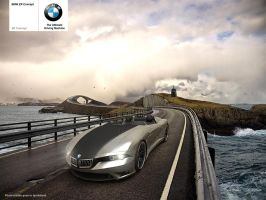 BMW ZR Concept 5 by LucianP