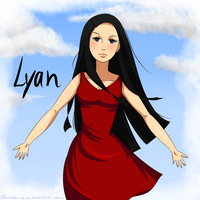 Lyan by Purinsesu-sama
