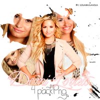Demi Lovato PNG. {5} by lolabailasola