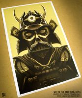 Way of the Dark Side: Sepia by DoomCMYK