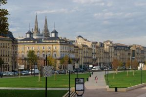 City of Bordeaux by gwenoder