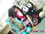 Monster High: Friends Forever by LawliePop13