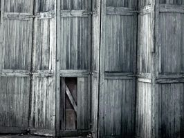 Boat shed doors 2 by Dogbytes