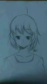 A simple drawing by Aeso3