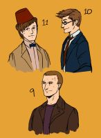 DW - Doctor practice by FerioWind