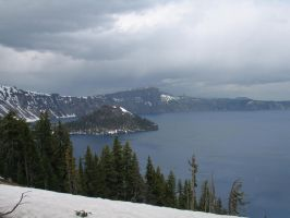 Crater lake-3 by ultimatespiderman11