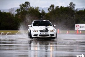 BMW Skidpan by small-sk8er