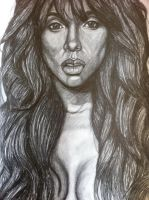 Kelly Rowland by bengray94