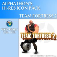 Team Fortress 2 Icon by Alphathon